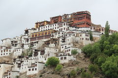 Thikse Monastery . royalty free stock photo