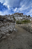 Thikse Monastery Stock Photo