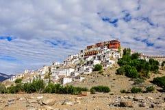 Thikse Monastery Royalty Free Stock Photo