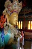 Thiksey Buddha Fotografia Stock