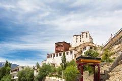 Thiksey Gompa, Ladakh, India Royalty Free Stock Photo