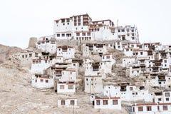 Thiksey Gompa, Leh Ladakh Ориентир ориентир для перемещения стоковые изображения