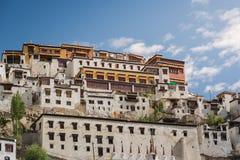 Thiksey-Kloster, Leh Ladakh Stockbild