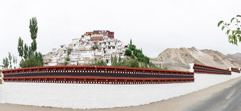 Thiksey monaster Obraz Royalty Free