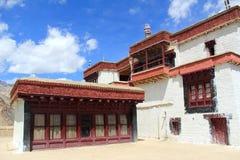 Thiksey Monastery, Ladakh. Royalty Free Stock Photo
