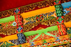 Thiksey Monastery, Ladakh,India Stock Photos