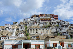 Thiksey Monastery Stock Photos