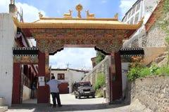 Thiksey Monastery, Ladakh,India. Stock Photos