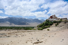 Thiksey monastery in Leh, Ladakh, India Stock Images