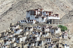 Thiksey Monastery, Leh-Ladakh Royalty Free Stock Image