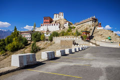 Thiksey Monastery Royalty Free Stock Photos