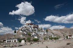 Thiksey Monastery Stock Photos