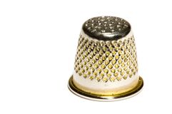 Thimble Royalty Free Stock Image
