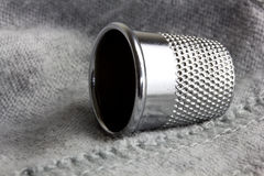 Thimble Royalty Free Stock Photos