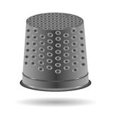 Thimble for finger Stock Photo