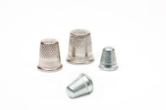 Thimbles Royalty Free Stock Images
