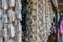 Thimphou, Bhutan en septembre 2015 Images stock
