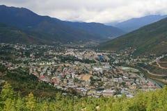 Thimphou - le Bhutan (2) Photographie stock libre de droits
