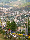 Thimphu City - Bhutan Stock Photos