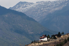 Thimpu - Bhutan Royalty Free Stock Photos