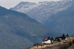 Thimpu - Butão fotos de stock royalty free