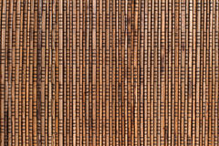 Thin bamboo texture Stock Photo