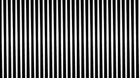 Loopable fine black and white lines crossing stripe pattern rotating background, 4K UHD. Thin, fine black and white lines stripe crossing pattern rotating vector illustration