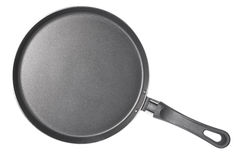 Thin frying pan Royalty Free Stock Photo