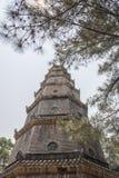 Thiên Mụ Pagoda Royalty Free Stock Photography