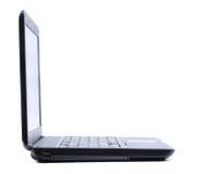 Thin modern laptop Stock Image