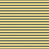Thin Navy Blue and Yellow Horizontal Striped Textured Fabric Bac Stock Photos