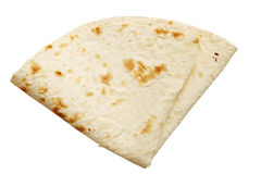 Thin pita bread Royalty Free Stock Photography