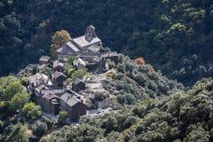 Thines in Alvernia-Rhone-Alpes Immagine Stock