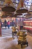 Thing Hau temple in Hong Kong royalty free stock photo