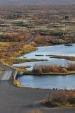 Thingavellir national Park Stock Image