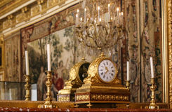 The things in palace of versailles,paris,france Stock Photo