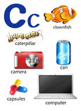 Things that start with the letter C Stock Photos