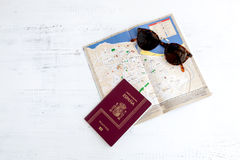 Things travel Royalty Free Stock Photography