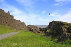 Thingvellir Stock Photo