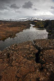 thingvellir Arkivfoto