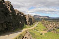 Thingvellir Stock Image