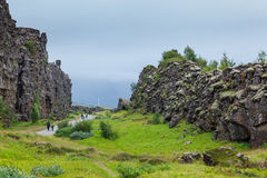 Thingvellir Stock Images