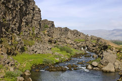 Thingvellir Royalty Free Stock Image