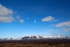 Thingvellir Στοκ φωτογραφίες με δικαίωμα ελεύθερης χρήσης