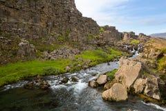 Thingvellir. Iceland. Stock Photography