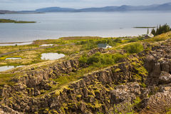 Thingvellir. Iceland. Royalty Free Stock Images