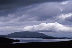 Thingvellir, lac Pingvellir Images stock