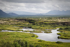 Thingvellir Royalty Free Stock Photos