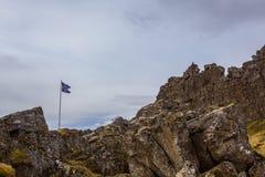Thingvellir National Park Royalty Free Stock Image