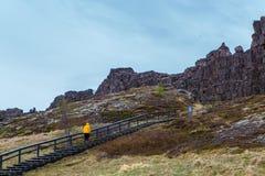 Thingvellir National Park Stock Image